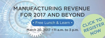 Manufacturing Lunch & Learn Event