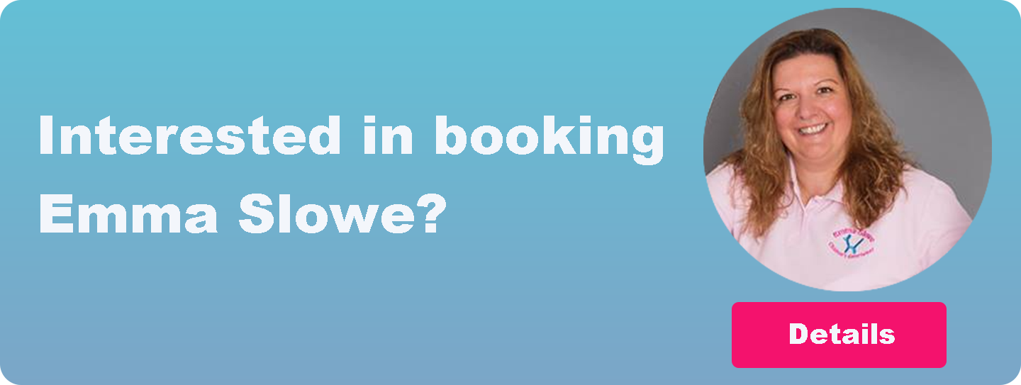 Interested in booking Emma Slowe ?