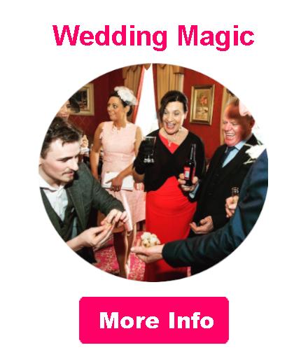 Book Carl Campbell Wedding Magic