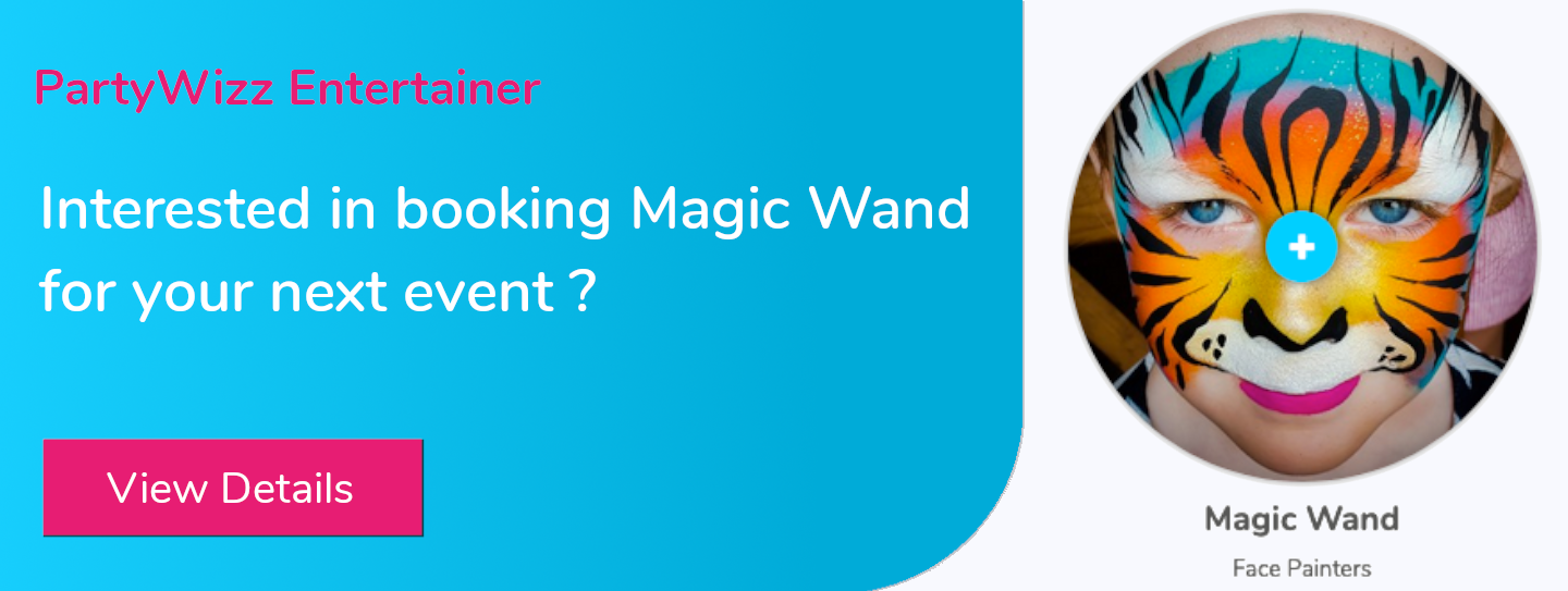 Interested in booking magic wand for your next event?