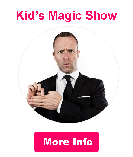 Jack Wise Family Shows & Kids Magic