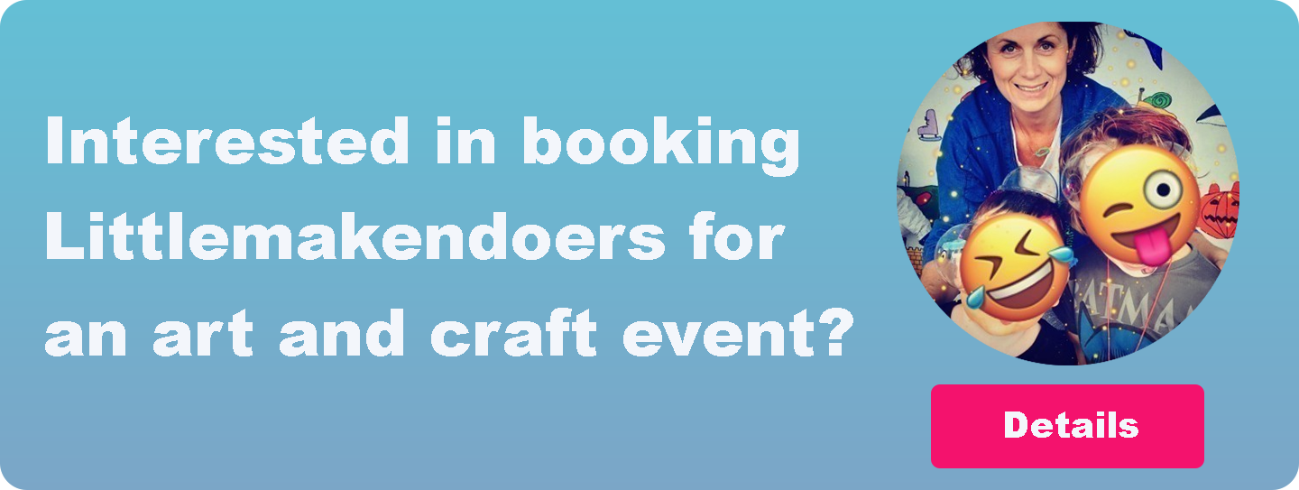 Intereseted in booking Littlemakendoers for an arts and crafts event ?