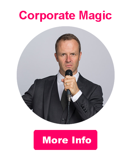Jack Wise Corporate Magician