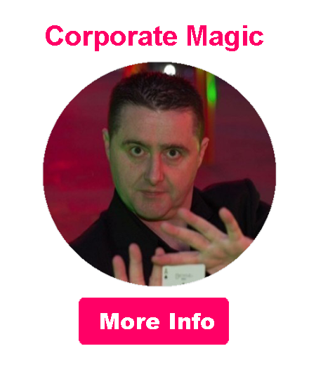 Book Carl Campbell Corporate Magic