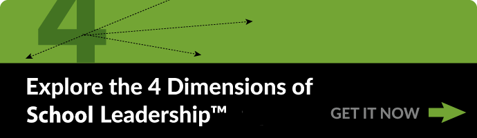 Explore the 4 Dimensions of Instructional Leadership™