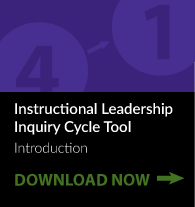Instructional Leadership Inquiry Cycle Tool