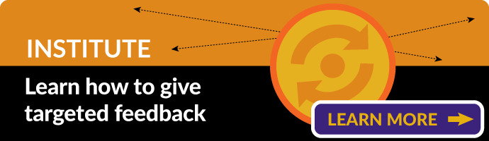 Targeted Feedback Institute - Learn more