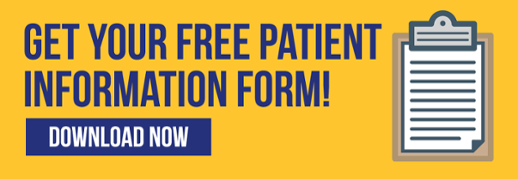 Dowload A Free Patient Information Form!