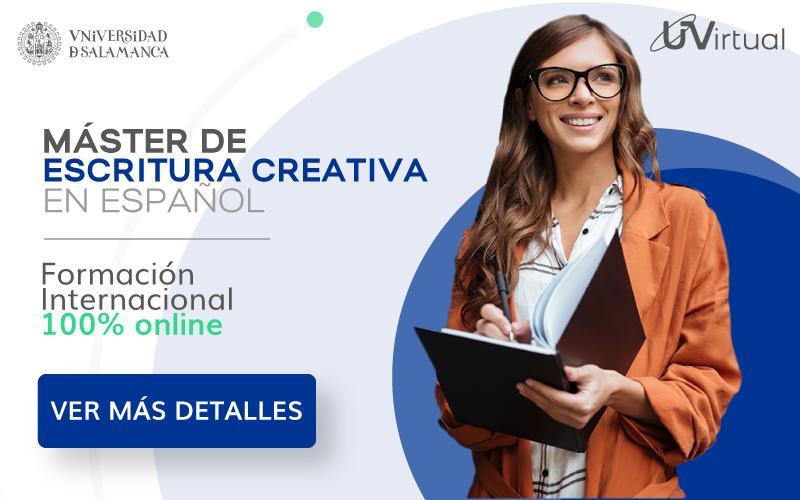 Máster Online de Escritura Creativa en Español