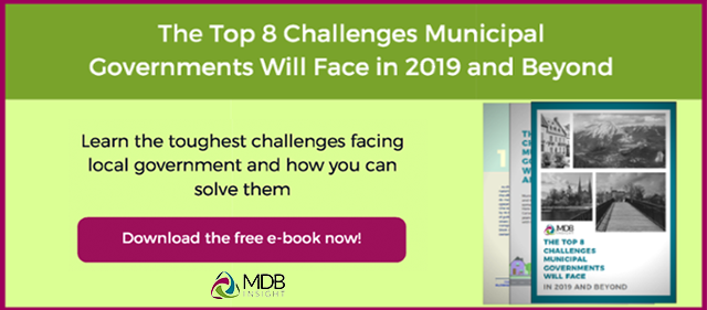 The Top 8 Challenges Municipal Governments Will Face in 2019 and Beyond