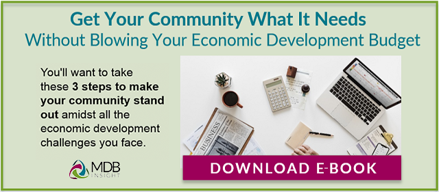 Get Your Community What It Needs E-book button