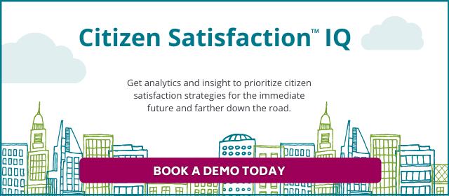 Citizen Satisfaction Sub LP Demo Button