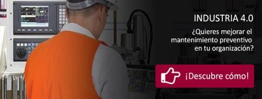 Industria 4.0 mantenimiento preventivo
