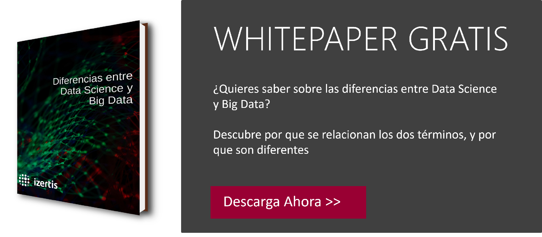 [Whitepaper] Diferencias entre Data Science y Big Data