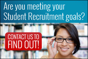 Are You Meeting Your Student Recruitment goals ?