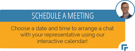 Book a meeting with your representative