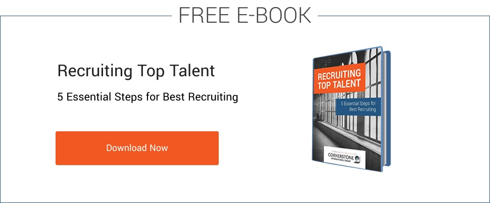 FREE ebook - Recruiting Top Talent