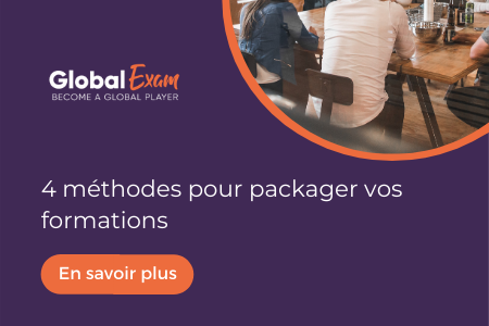 4 methodes pour packager vos formations
