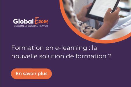 Formation en e-learning : la nouvelle solution de formation ?
