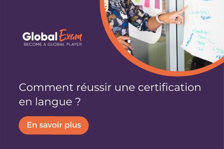 Réussir une certification en langue