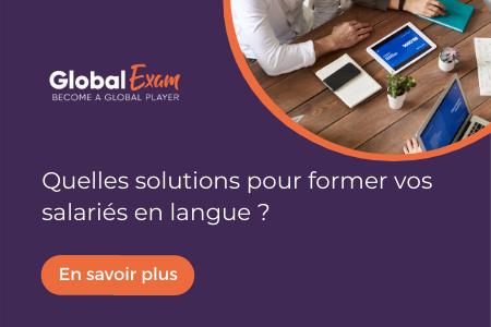solution pour former vos salariés en langue