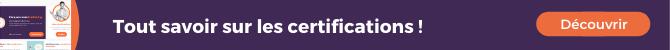 tout savoir sur les certifications