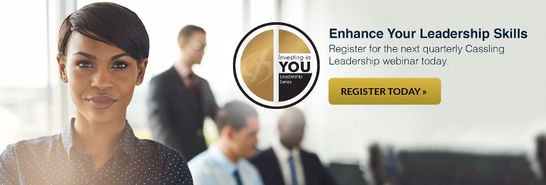 Cassling Leadership Institute - Register Today