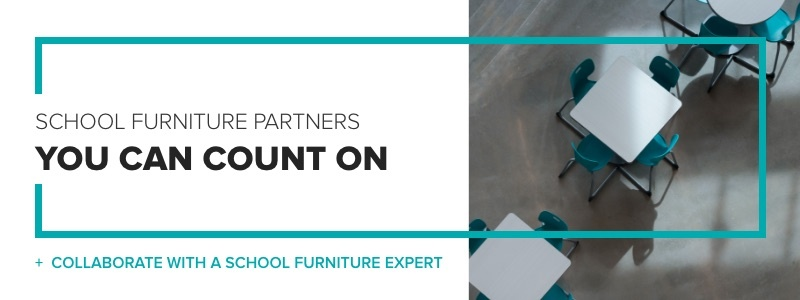 collaborate with a school furniture expert