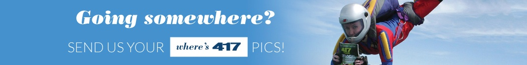 Submit your Where's 417 photo!