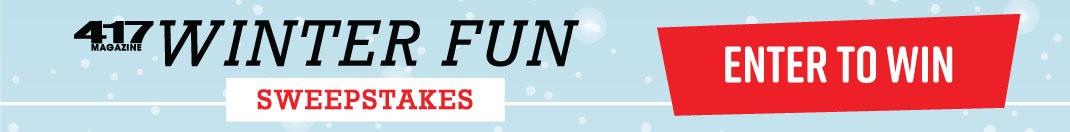 417 Magazine Winter Fun Sweepstakes - Enter Now