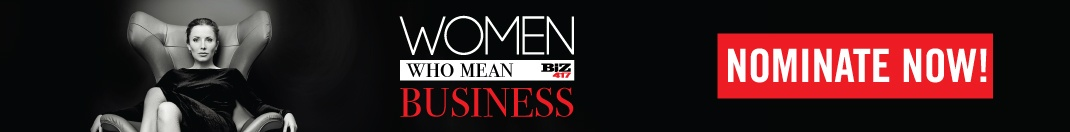 Nominate Now for Biz 417's Women Who Mean Business