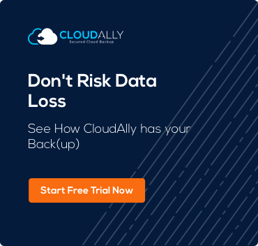 SaaS Data Needs Protection, Start Free Trial Now!