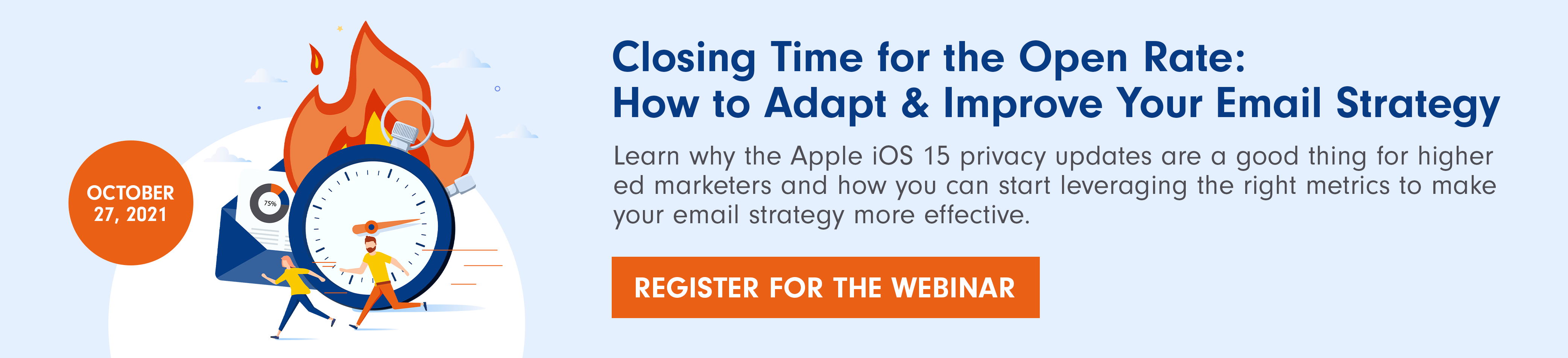 Closing Time for the Open Rate: Register for the Webinar