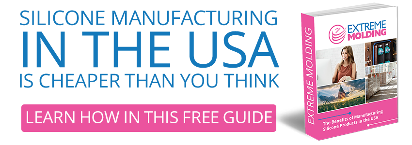 Silicone manufacturing in the USA costs less CTA