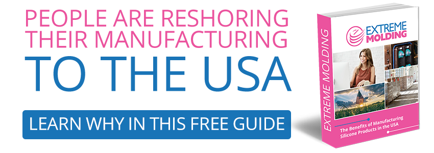 Reshoring silicone manufacturing in the USA CTA