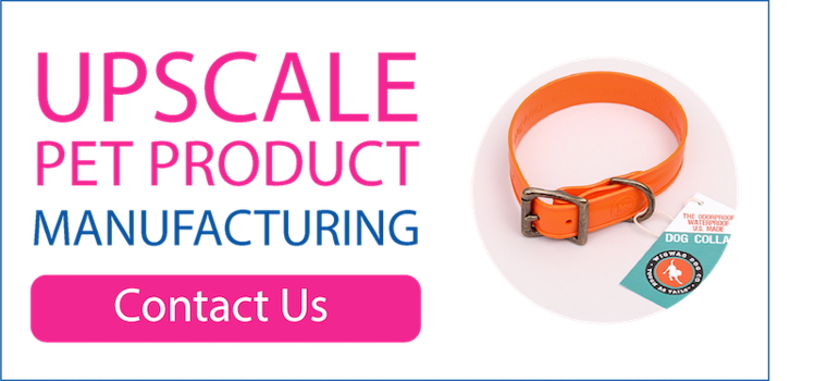 Upscale your silicone and plastic pet production manufacturing button