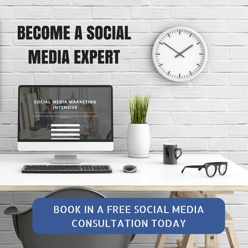 SOCIAL MEDIA COLLEGE - BECOME A SOCIAL MEDIA EXPERT