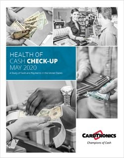 2020 Health of Cash Check-up Cover