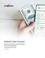 Mobile Cash Access White Paper