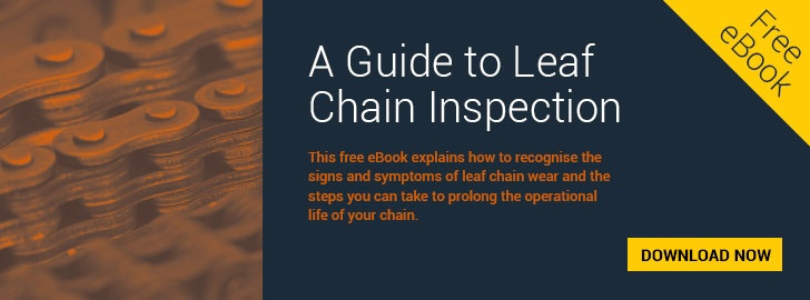 Download a Guide to Leaf Chain Inspection