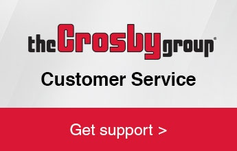 Contact Crosby customer care