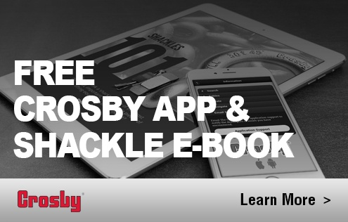 Free Crosby App and Shackle E-Book