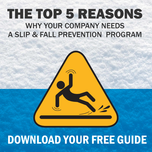 The Top 5 Reasons Why Your Company Needs A Slip and Fall Prevention Program