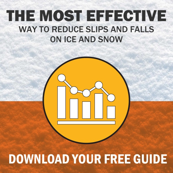 The Most Effective Way To Reduce Slips and Falls on Ice and Snow