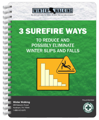 3 Surefire Ways to Reduce Winter Slips and Falls