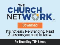 The Church Network Re-brand