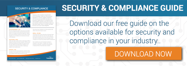Security & Compliance Guide Download