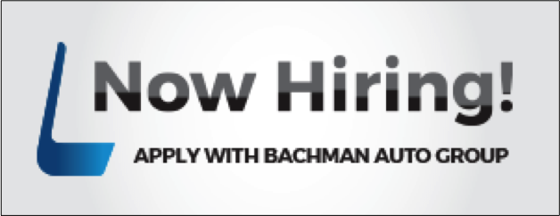 Bachman auto group jobs