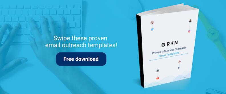 Influencer Outreach Email Templates