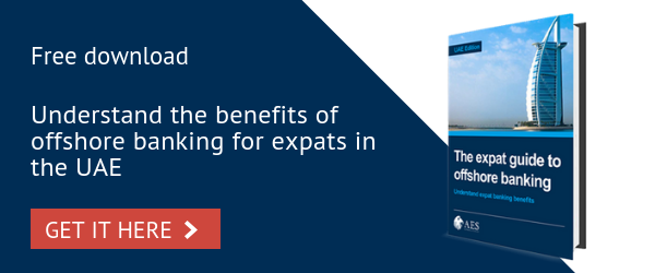 Expat guide to offshore banking UAE edition